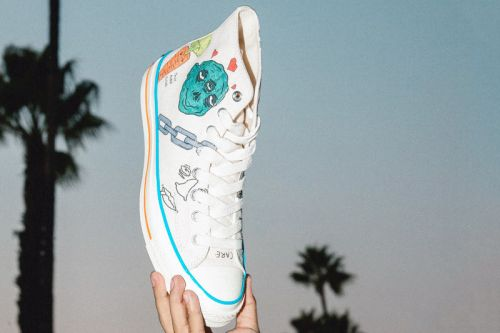 A First Look at Tyler, the Creator's Converse Artist Series