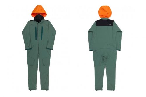 """The North Face's """"WINDFALL"""" Jumpsuit Embodies Wearable Workwear"""