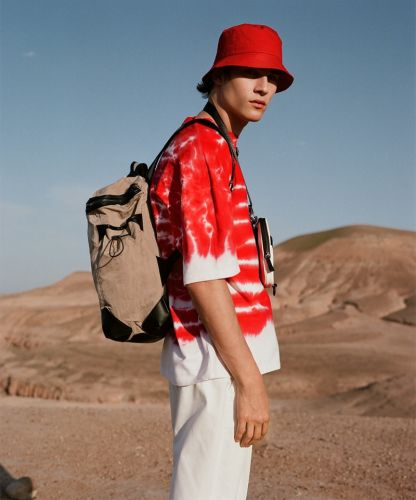 Liam Kelly Tackles Summer Style with Reserved
