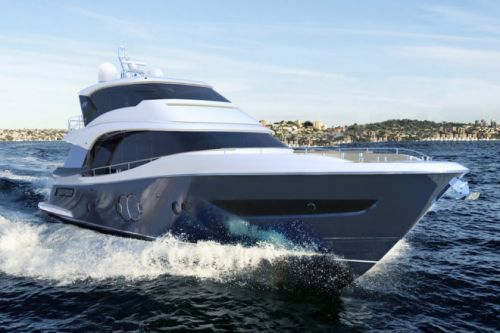 Monte Carlo Yachts Prepares to Launch MCY 76 Skylounge
