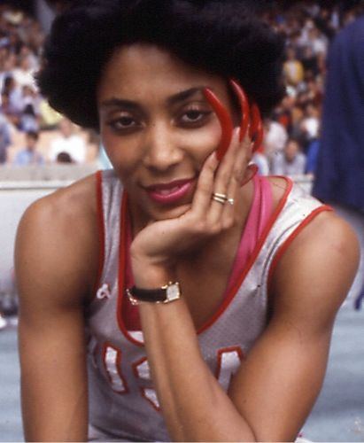 Can we just talk about. Florence Griffith Joyner's nails