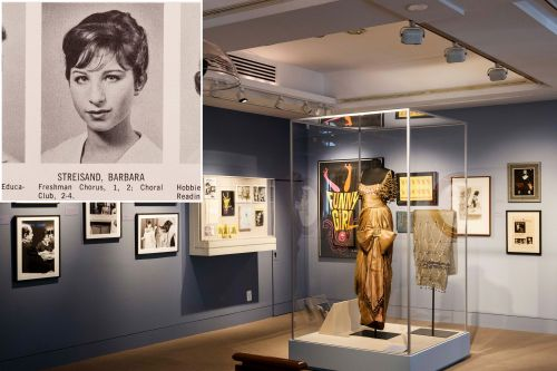 Barbra Streisand tribute museum is an exhibition for the MeToo era