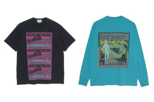 Cav Empt Releases Two New Graphic T-Shirts in Latest SS19 Drop