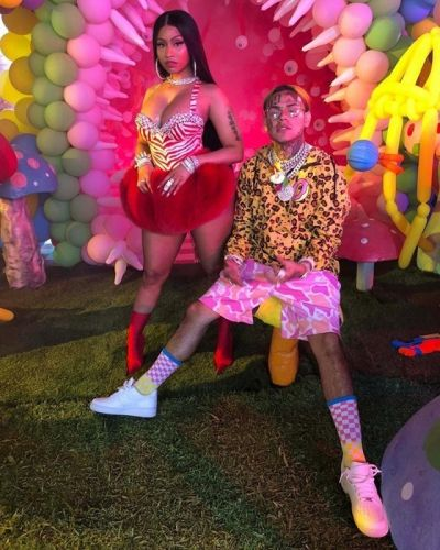 Inside Tekashi 6ix9ine, Kanye and Nicki Minaj's Music Video Mansion