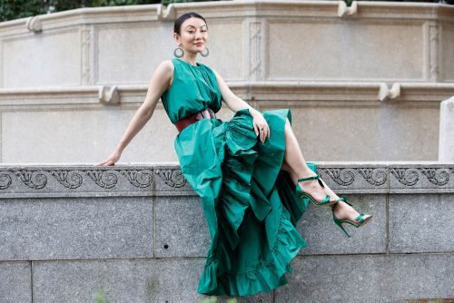 Why influencer Jessica Wang is still wearing stilettos in quarantine