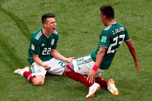 "Mexico Fans Cause ""Artificial"" Earthquake After World Cup Goal"