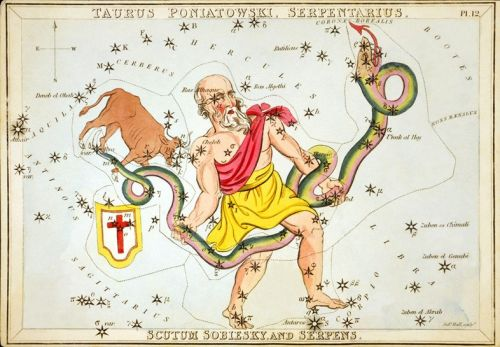 What you really need to know about the '13th zodiac sign', Ophiuchus