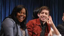 'Glee' Stars Amber Riley, Kevin McHale Tell Fans To 'Respect' Naya Rivera, Her Family
