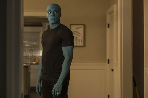 'Watchmen' star Yahya Abdul Mateen II dishes on Dr. Manhattan