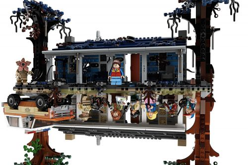 Lego reveals 'Stranger Things' set that recreates the Upside Down
