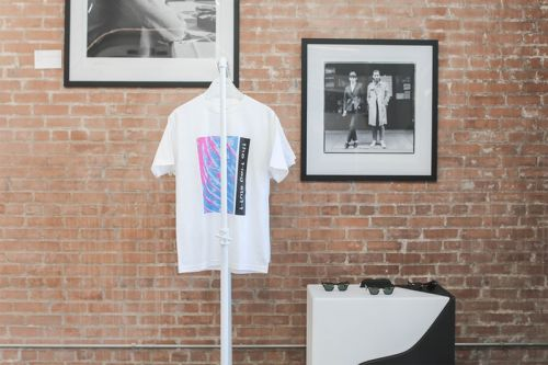 """BEAMS T Launches """"The World Is a Blank Canvas"""" Pop-Up in Dallas"""