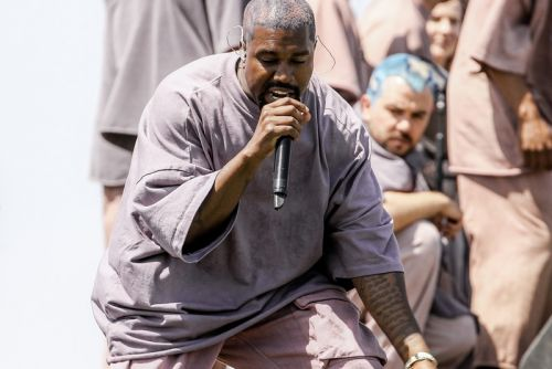 Kanye West Opens His Wyoming Sunday Service to the Public