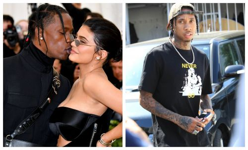 """Tyga Is Reportedly """"Heartbroken"""" Over Kylie Jenner's Sexy New Photo Shoot With Travis Scott"""