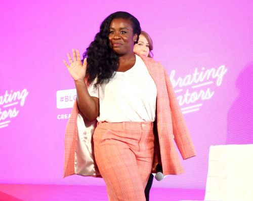 Uzo Aduba Responds to Criticism That Time's Up Lacks Intersectionality
