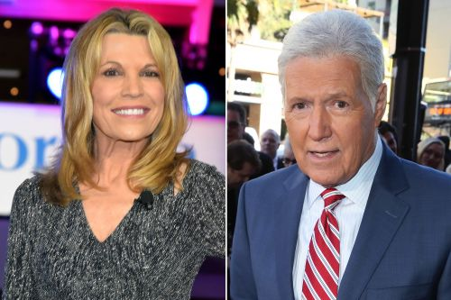 'Wheel of Fortune' host Vanna White shares update on Alex Trebek's health