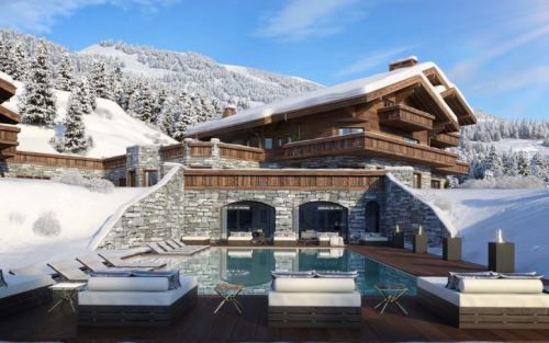 Ultima Collection Introduces Two New Ultra-Luxury Chalets