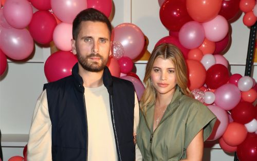 Sofia Richie Shares Sweet Selfie in Support of Scott Disick: 'Always Reppin'