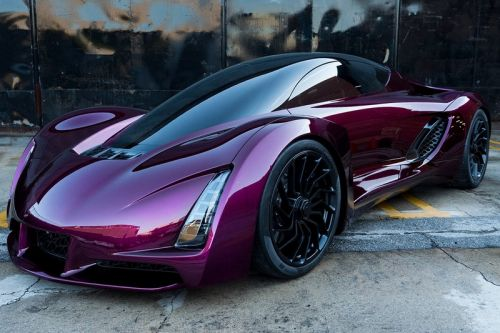Divergent's Blade is World's First 3D-Printed Hypercar