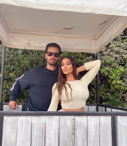 Kim Kardashian Gives Scott Disick a Sweet Shout-Out Amid Kourtney Romance Rumors: '4 Life'