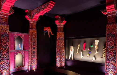 Ten's To See: 'L'Exhibition' by Christian Louboutin at Palais de la Porte Dorée