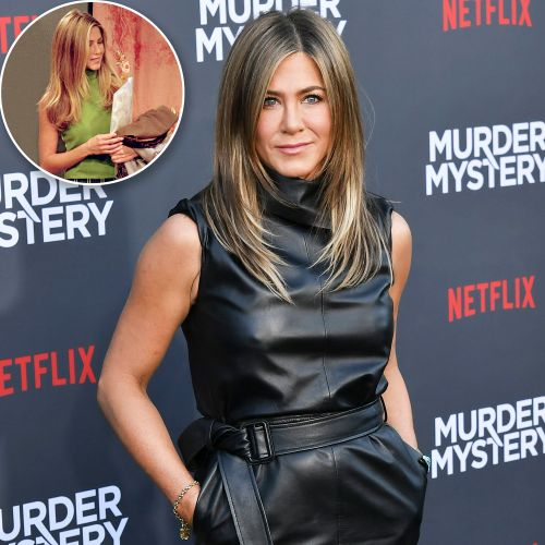 Jennifer Aniston Had to Lose 30 Pounds Before Becoming Rachel Green on 'Friends'