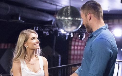 Colton Underwood's Exes Becca Kufrin And Tia Booth Didn't Appreciate Demi Shading Them On 'The Bachelor'