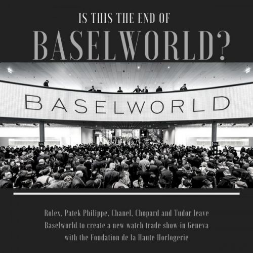 Is This the End of Baselworld?