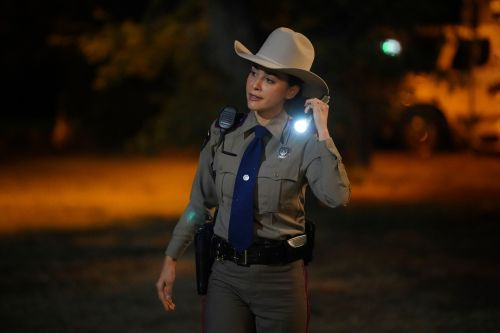 Lindsey Morgan channeled her Texas roots for 'Texas Ranger' reboot
