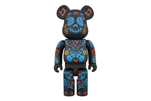 "Medicom Toy Celebrates 'Coco' Oscar Win With ""Remember Me"" BE RBRICK"