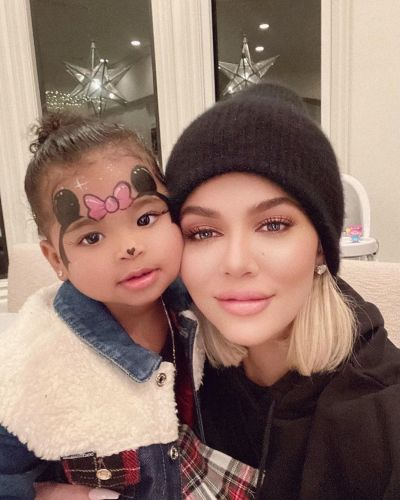 True Thompson and Mama Khloe Kardashian Play Tag and We're Not Crying, You Are