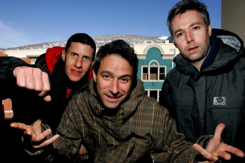 The Beastie Boys have kept a giant penis is storage for 30 years