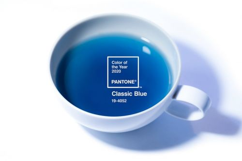 TEALEAVES and Pantone Craft 'Classic Blue' Tea to Celebrate Color of the Year