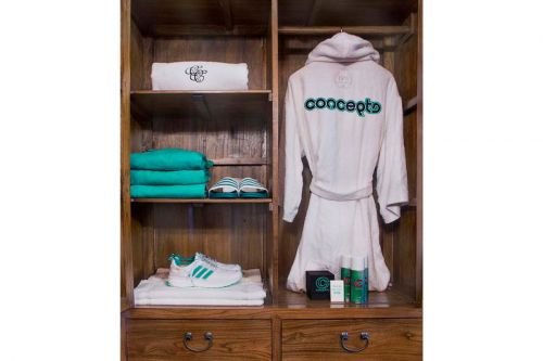 "Concepts & adidas Take Inspiration from Luxury Hotel Spas for Energy Boost ""Shiatsu"""