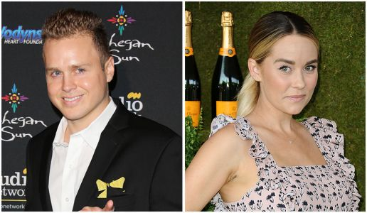 Spencer Pratt Throws Shade at Lauren Conrad's Photo With Her Baby Son