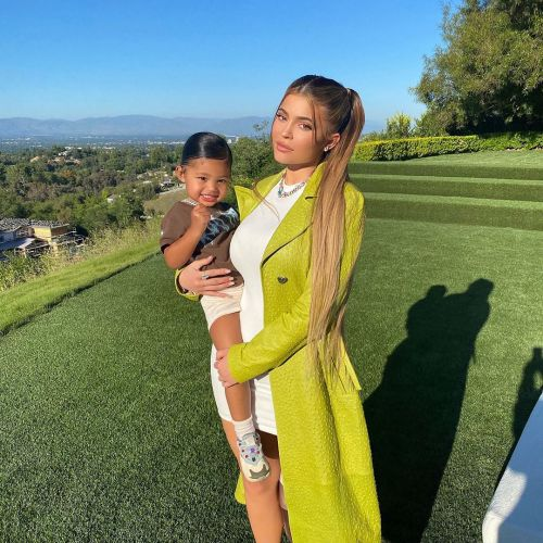 What a Dynamic Duo! Kylie Jenner Calls Daughter Stormi Webster Her 'Twin' in Side-By-Side Pics