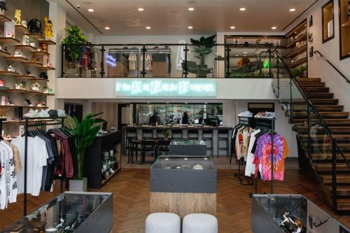 A Ma Maniére Opens New Retail-Restaurant Experiment in Houston, Texas