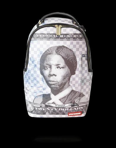 Sprayground launches Harriet Tubman Backpack In Honor Of BHM