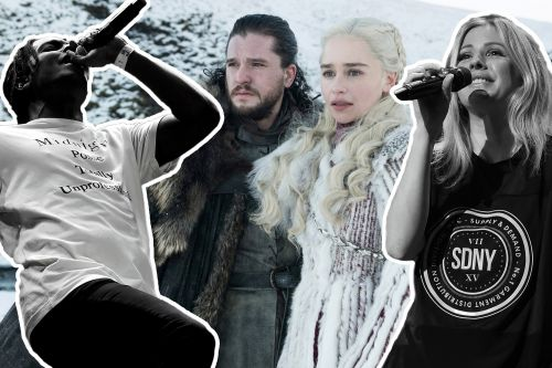 'Game of Thrones' album with Travis Scott, The Weeknd, A$AP Rocky drops April