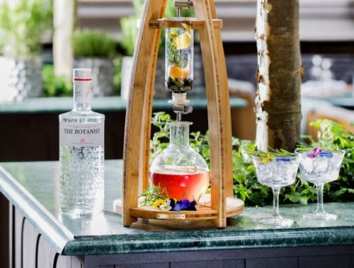 Cocktail of the Week: The Odyssey, Rosewood London