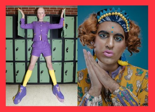 ALOK and Jamie Windust on why clothing is political for non-binary people
