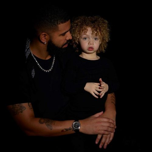 Catherine Opie took those photos of Drake and his son Adonis
