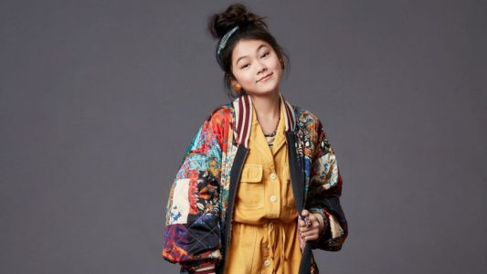 'The Baby-Sitters Club' Star Momona Tamada on Claudia Kishi's Fashion Influence and Her 'Cool Nod' to 'Clueless'