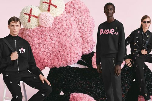 Kim Jones' KAWS x Dior Menswear Capsule Drops in Mere Days