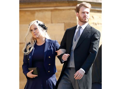 Too Busy Ogling Harry? All the Hot Guys You Missed At the Royal Wedding