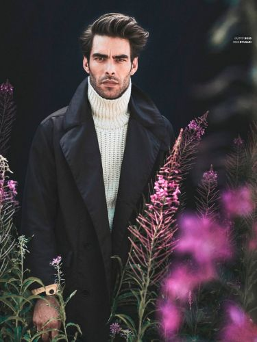 Jon Kortajarena Ventures Outdoors for Striking Prestige Story