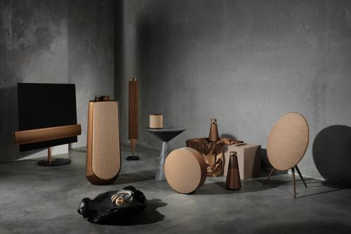 Bang & Olufsen Introduce a Limited Edition Bronze Collection