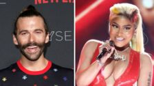Jonathan Van Ness Calls Out Nicki Minaj For Harper's Bazaar Russia Shoot