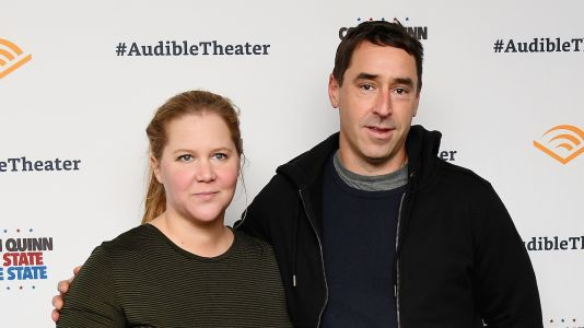 Amy Schumer Dedicates Hilarious Father's Day Message to Husband Chris Fischer: 'He's Not Yours'