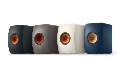 KEF's Premium LS50 Meta Home Speakers Absorb 99% of Unwanted Noise