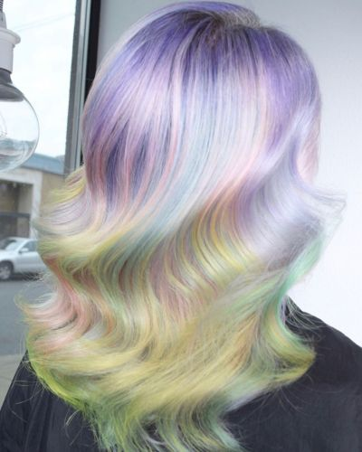 How to Get the Look: Valentine's Heart Hair with Pravana